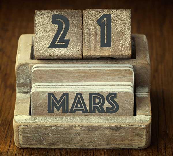 Éphéméride : ça s'est passé un 21 mars - Notre-Siècle ...