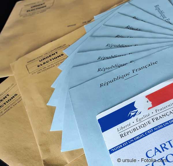 Photo of Élection départementale 2015 et le mouvement de balancier
