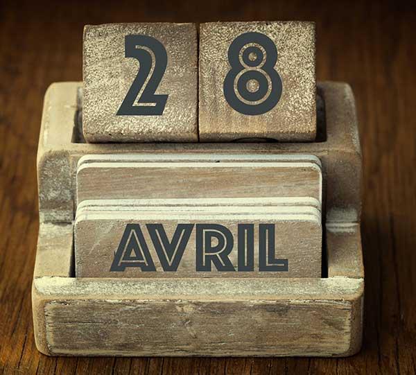 Photo of Éphéméride : ça s'est passé un 28 avril