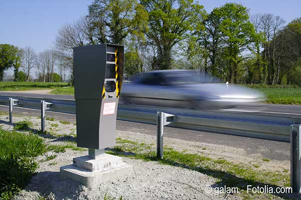Photo of Les radars automatiques sont la cible des Gilets Jaunes