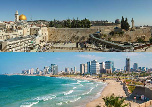 Photo of Israël: une question capitale de Capitale