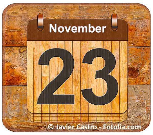 """Résultat de recherche d'images pour """"23 novembre"""""""