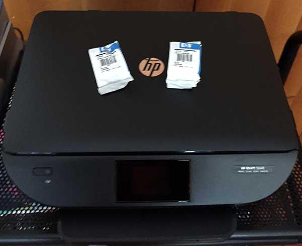 Photo of L'imprimante à jet d'encre HP Envy 5640