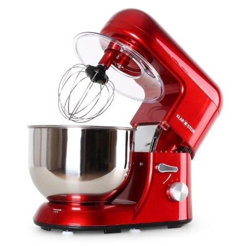 Klarstein bella rossa robot de cuisine multifonction for Choisir un robot multifonction