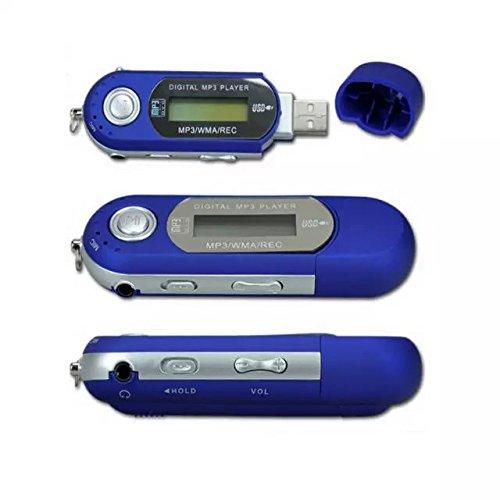 goliton 8gb wma usb mp3 musique jouer fm radio et enregistrement du son avec lcd cran bleu. Black Bedroom Furniture Sets. Home Design Ideas