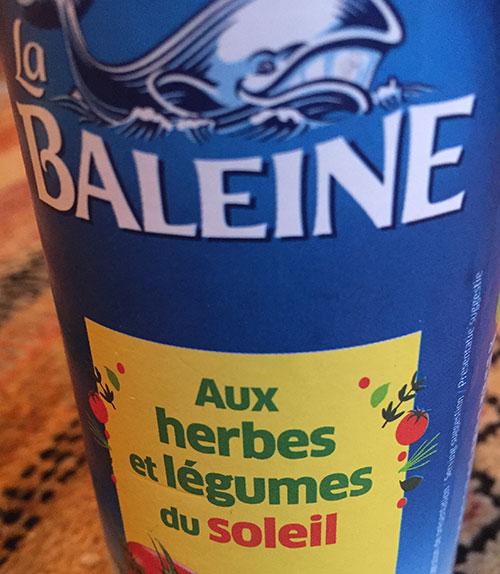 Photo of Sel aux herbes et légumes du soleil proposé par La Baleine