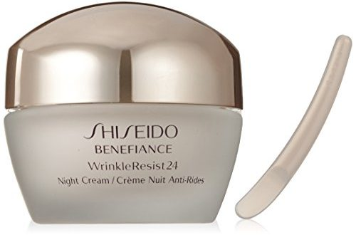 shiseido benefiance wrinkle resist24 cr me de nuit anti rides 50 ml notre si cle votre e mag. Black Bedroom Furniture Sets. Home Design Ideas