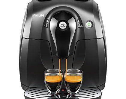 philips hd8650/01 machine à espresso automatique série 2000 puro