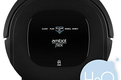 robot aspirateur et laveur amibot flex h2o notre si cle votre e mag du xxi me si cle. Black Bedroom Furniture Sets. Home Design Ideas