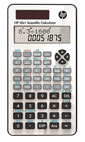 hp 10s calculatrice scientifique blanc notre si cle votre e mag du xxi me si cle. Black Bedroom Furniture Sets. Home Design Ideas