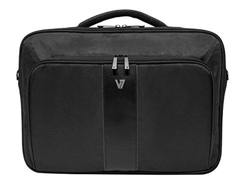 """20bbc7cceb """"V7® Professionnel II Slim Sacoche d'affaires pour ordinateurs portables  jusqu'à 13 pouces, compartiment pour ordinateur portable et compartiment  pour ..."""