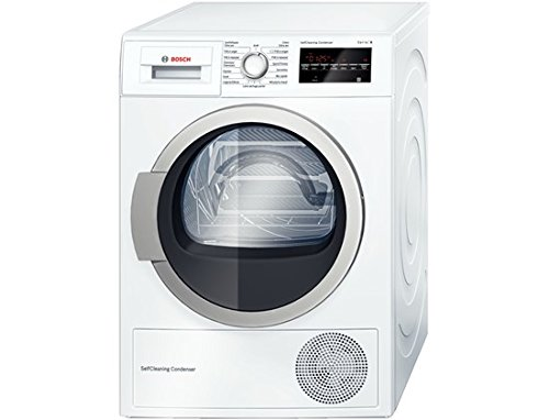 bosch wtw87490ff autonome charge avant 9kg a blanc s che linge autonome charge avant. Black Bedroom Furniture Sets. Home Design Ideas