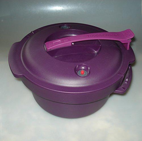 Tupperware micro minute ou cocotte minute sp ciale micro ondes notre si cle votre e mag du - Cocotte micro onde tupperware ...