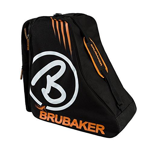 brubaker 39 davos 39 sac chaussures de ski sac casque sac dos ski noir orange notre si cle. Black Bedroom Furniture Sets. Home Design Ideas