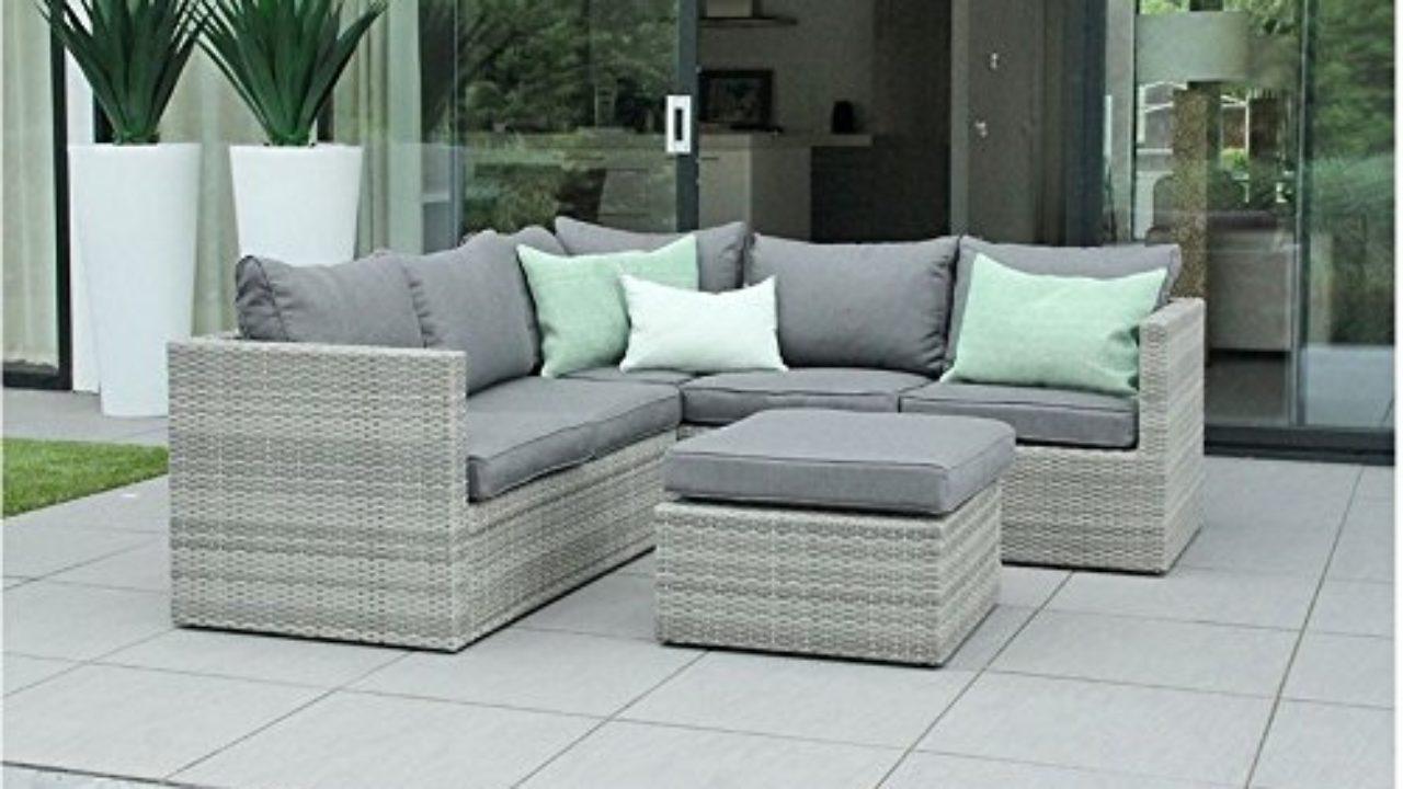 Au jardin de chloé - Salon canapé de jardin modulable avec ...