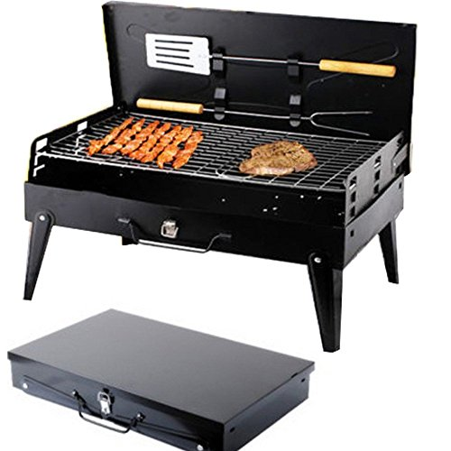 sunjas barbecue charbon barbecue four de charbon standgrill portable bbq charbon pliable. Black Bedroom Furniture Sets. Home Design Ideas