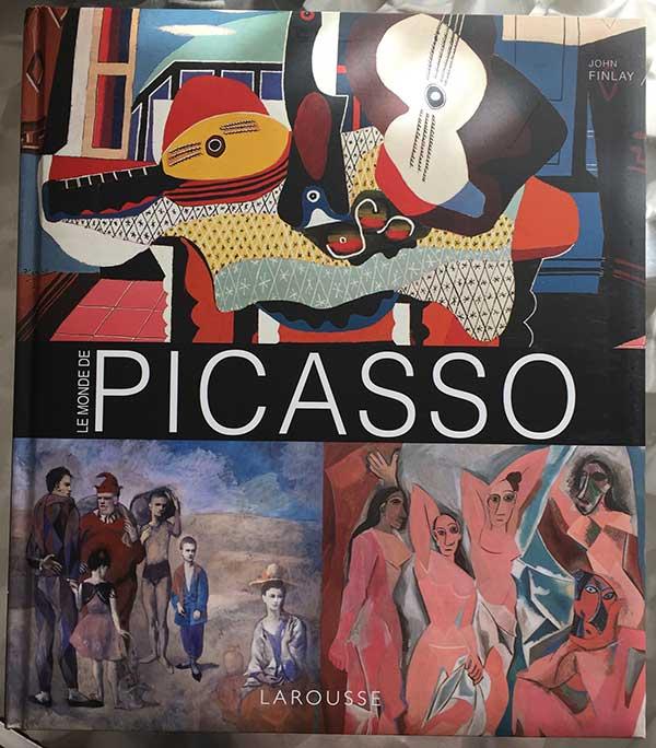 Photo de Le monde de Picasso de John Finlay chez Larousse
