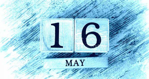 16. Mai