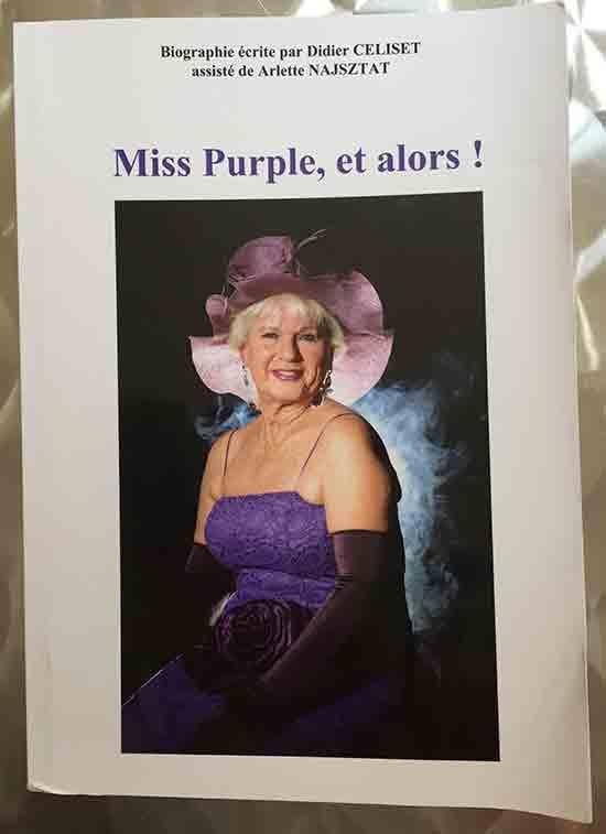 Photo of Miss Purple, et alors! de Didier Celiset assisté de Arlette Najsztat