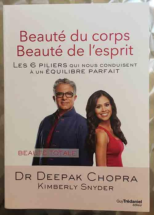 Photo of Beauté du corps, beauté de l'esprit de D. Chopra et K. Snyder chez Guy Trédaniel