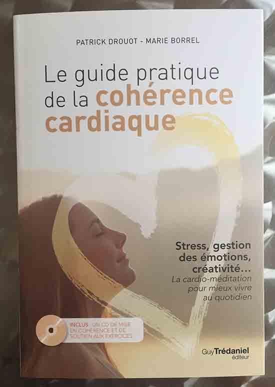 Photo of Le guide pratique de la cohérence cardiaque de P. Drouot et M. Borrel chez Guy Trédaniel