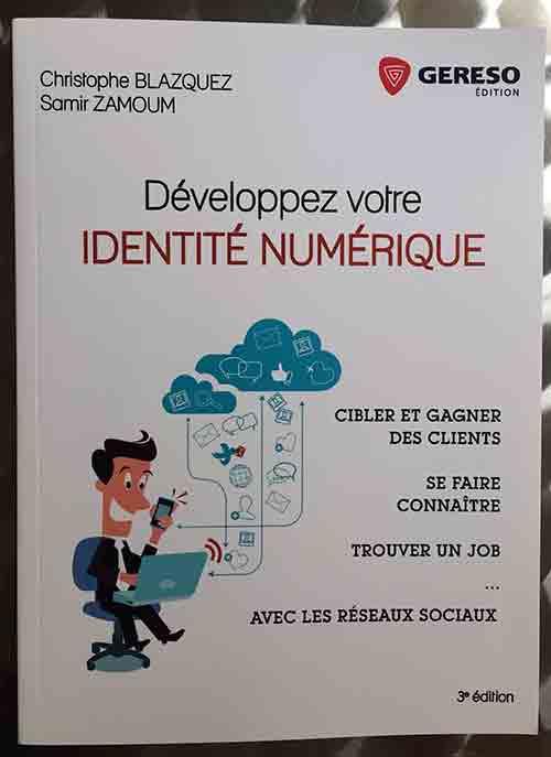 Photo of Développez votre identité numérique de C. Blazquez et S. Zamoum chez Gereso