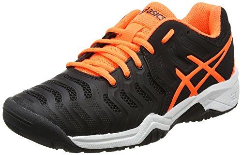 Asics Gel Resolution 7 Gs, Chaussures de Tennis Mixte Enfant