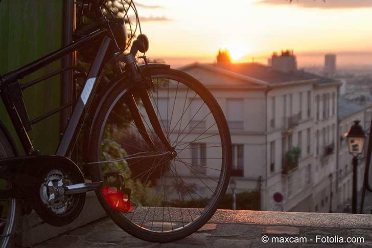 Photo of En période de crise la bicyclette est un moyen de transport écologique