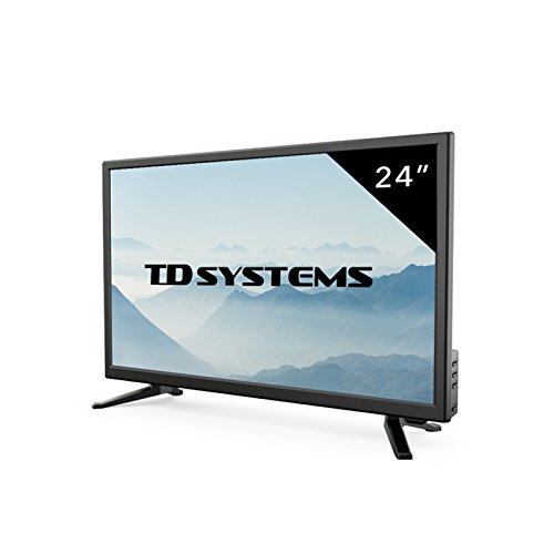 tv 24 pouces hd led td systems t l viseur full hd enregistreur usb hdmi vga notre si cle. Black Bedroom Furniture Sets. Home Design Ideas