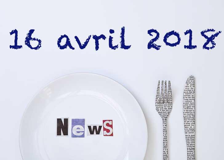 R 233 Flexions Sur L Actualit 233 Du Lundi 16 Avril 2018 Notre