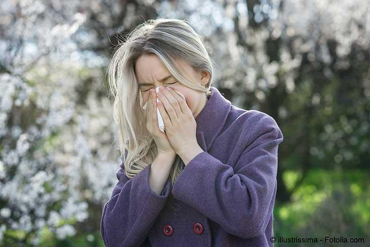 Photo of Alerte au pollen, cette semaine est critique en France