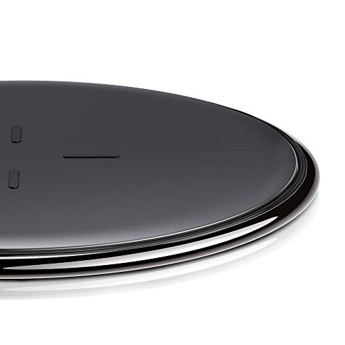 chargeur sans fil esr chargeur induction rapide station de rechargement sans fil qi alliage. Black Bedroom Furniture Sets. Home Design Ideas