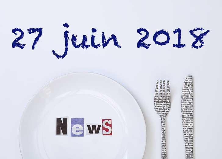 Photo of Quelques faits de l'actualité du mercredi 27juin 2018: Service national, soldes, tiques, lyme, SNCF