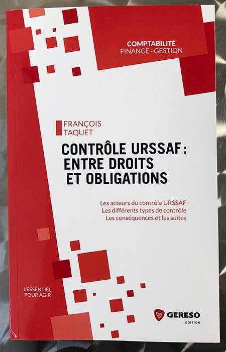 Photo of Contrôle URSSAF: entre droits et obligations par François Taquet chez Gereso