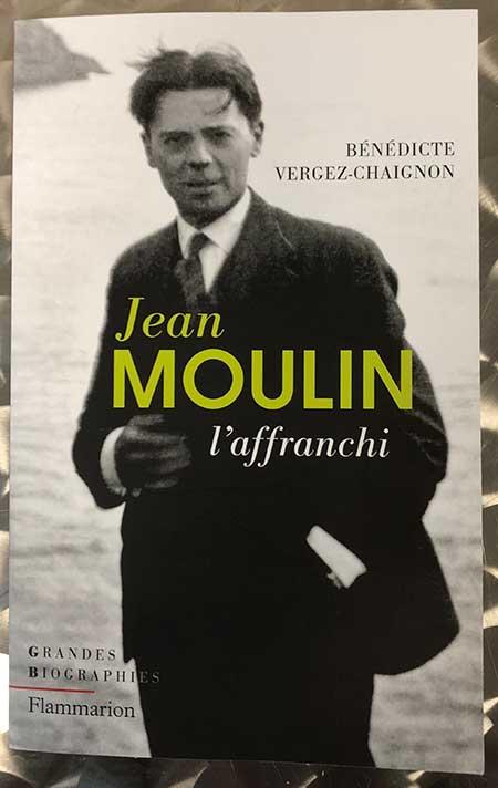 Photo of Jean Moulin l'affranchi de Bénédicte Vergez-Chaignon chez Flammarion