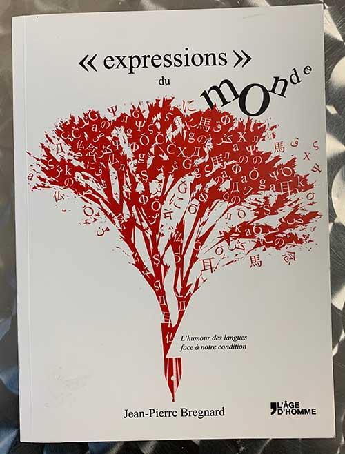 Photo of Expressions du monde de Jean-Pierre Bregnard chez L'âge d'homme