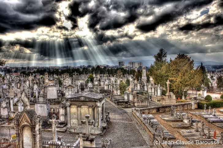 Photo of Profanation d'un cimetière… que faire?
