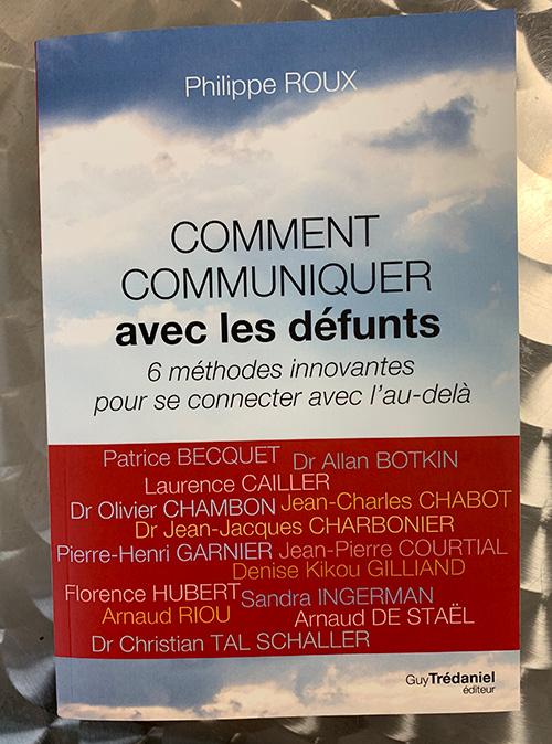 Photo of Comment communiquer avec les défunts de Philippe Roux chez Guy Trédaniel