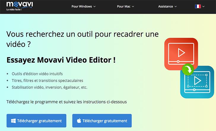 Photo of Conseils pratiques pour recadrer une vidéoavec Movavi Video Editor