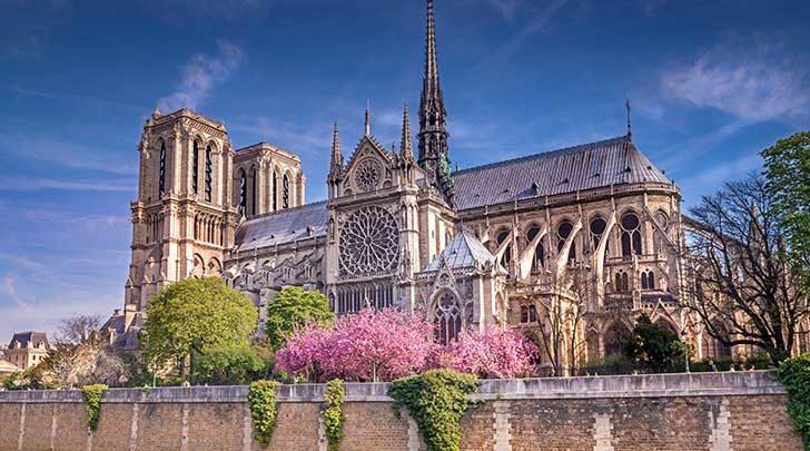 Photo of La collecte pour la reconstruction de Notre-Dame sera étendue a celle d'autres sites fragiles menacées en France