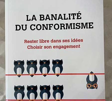 Photo of La banalité du conformisme par Jean Grimaldi d'Esdra chez Gereso