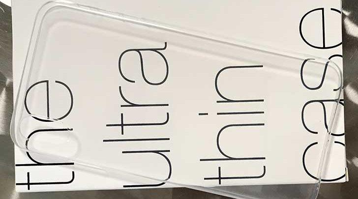 Photo of The ultra thin case proposé par TDL