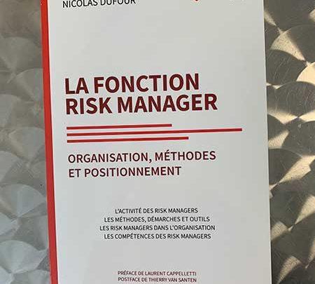 Photo of La fonction Risk Manager de C. Aubry et N. Dufour chez Gereso