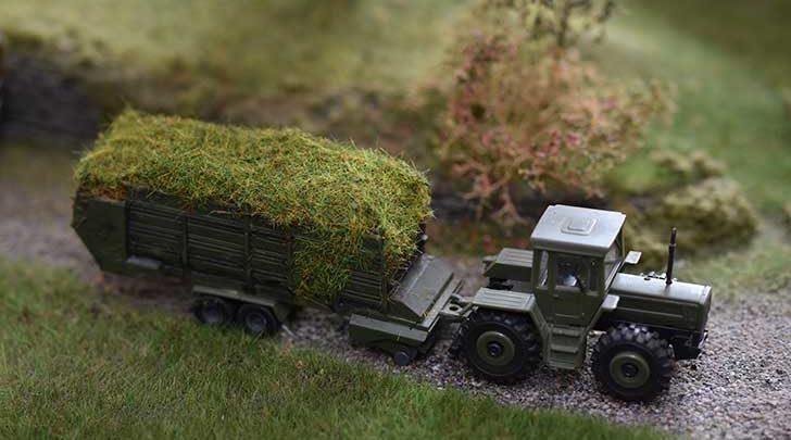 Photo of Les tracteurs miniatures Renault