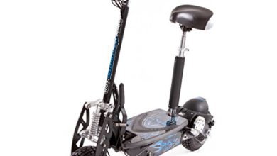 Photo of Sxt Scooters Sxt 1000 Turbo Trottinette Électrique Mixte Adulte, Noir