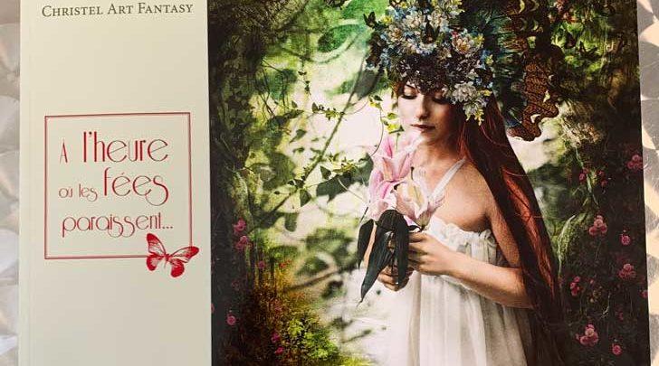 Photo of A l'heure où les fées paraissent de Richard Ely et Christel Art Fantasy, chez VEGA