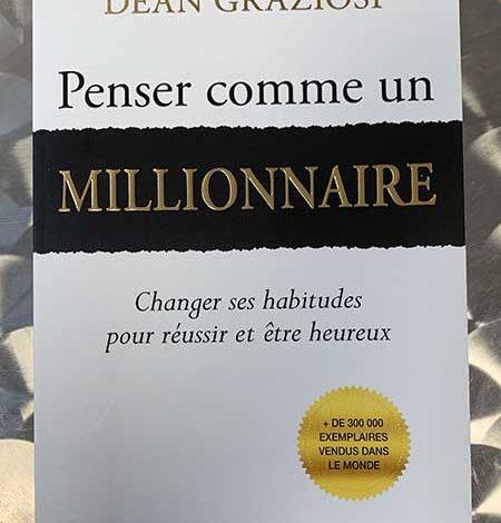 Photo of Penser comme un millionnaire de Dean Graziosi chez Diateino