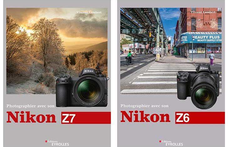 Photo of Nikon Z7 – Z6 de Vincent Lambert chez Eyrolles