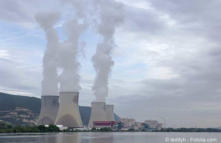 Photo of Les réacteurs de la centrale de Cruas arrêtés