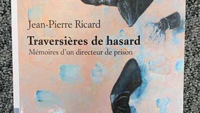Photo of Traversières de hasard de Jean-Pierre Ricard chez Éditions du Panthéon